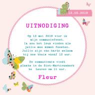 Uitnodigingen 164602B
