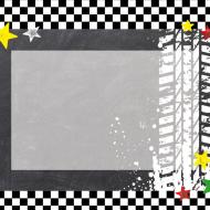 Tafelkaarten 164510B