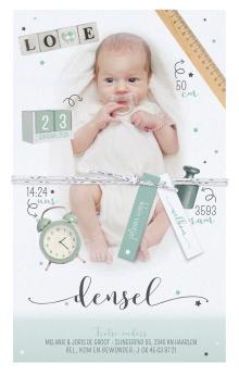 Geboortekaartjes 610024N
