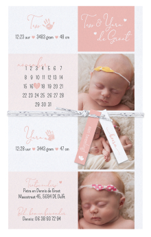 Geboortekaartjes 610024T