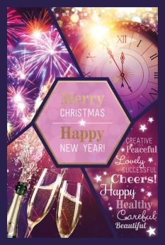Kerst- & Nieuwjaarskaarten 630017BN