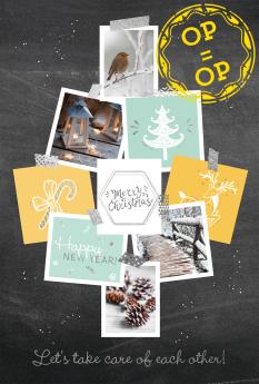 Kerst- & Nieuwjaarskaarten 630048BN