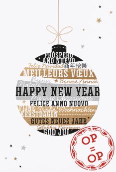Kerst- & Nieuwjaarskaarten 630049BN