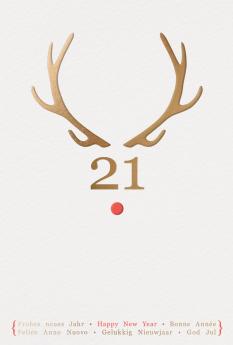 Cartes de Noël et Nouvel An 631001F