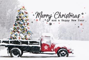 Cartes de Noël et Nouvel An 631003F