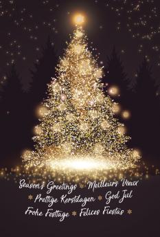 Kerst- & Nieuwjaarskaarten 631004B