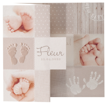 Geboortekaartjes 715096B