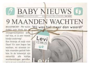 Geboortekaartjes 718020