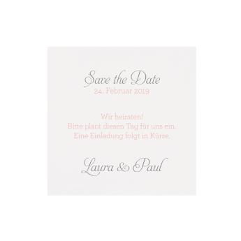 Save the date 727521DE
