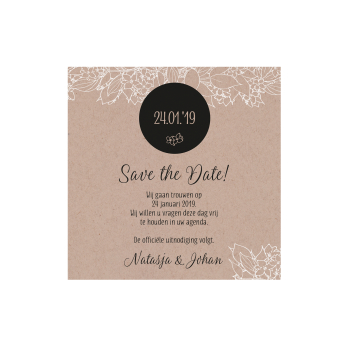 Save the date 727524