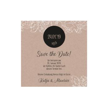 Save the date 727524DE