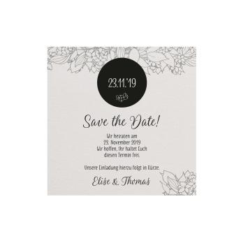 Save the date 727525DE