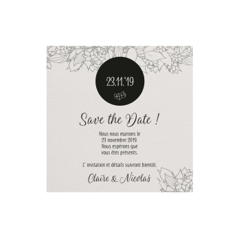Save the date 727525FR