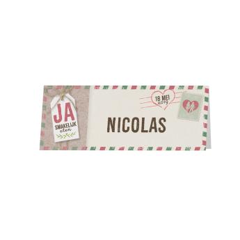 Tafelkaarten 727713
