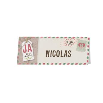 Tischkarten 727713DE