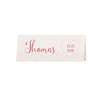 Tischkarten 728717D