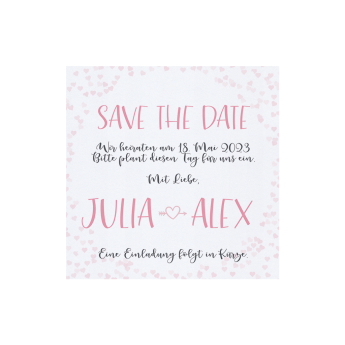 Save the date 7295008D
