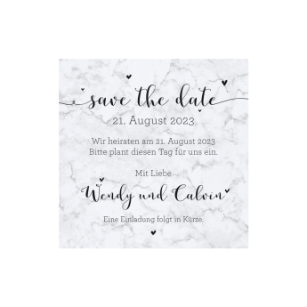 Save the date 7295012D