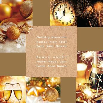 Kerst- & Nieuwjaarskaarten 735033MN