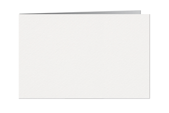 17.0x11.0 cm rechthoek dubbel